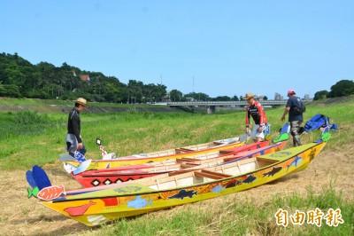 原民傳統獨木舟下水!花蓮市找回海洋文化 擬推小旅行