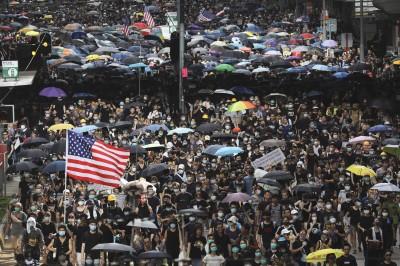 反送中》中國國務院港澳辦明首次開記者會 回應香港問題