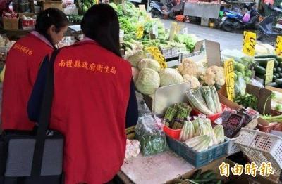 南投食物中毒連2起 中元食品抽檢難得「零違規」