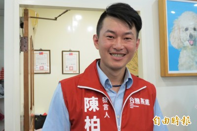 遭顏寬恒批不如去選總統 陳柏惟:我還沒40歲