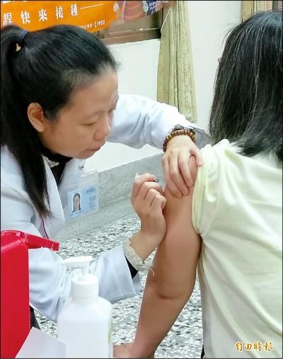 公費四價流感疫苗 11月15日起3階段開打