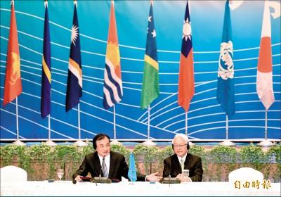 APPU閉幕 蘇嘉全:爭取加入各種國際議會組織
