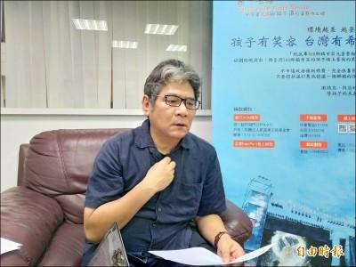 葉慶元指稱紙風車拿政府3.6億元標案 李永豐將提告