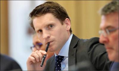 澳洲國會議員:中國稱霸野心有如納粹