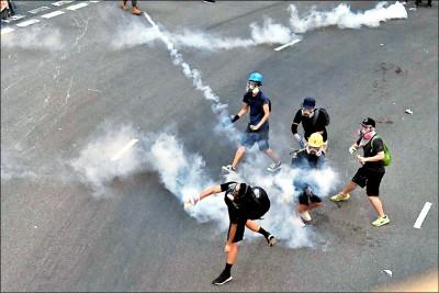 香港動盪美中又反目 經濟前景堪憂
