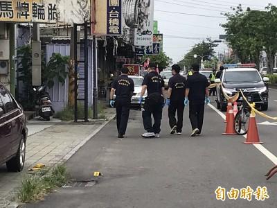 疑賭債糾紛 台南1男遭槍擊身亡 警鎖定對象追緝