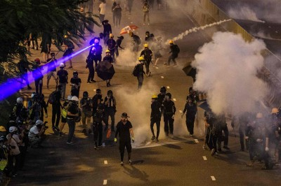 香港今天風聲鶴唳!反送中再上街、福建幫揚言「以暴制亂」