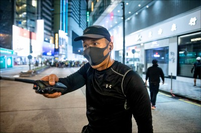 8/11香港發生了什麼事