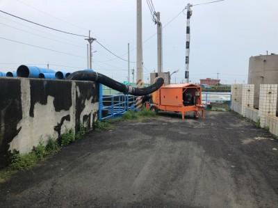 雨勢滂沱抽水站機組卻壞了 口湖鄉長摃雲林縣府