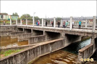 污染性工廠位水質水量保護區 監院糾正竹縣