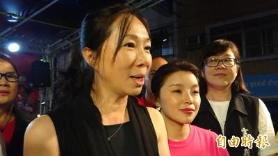 不捨韓國瑜屢遭抹黑 李佳芬:台灣多了「黑韓」產業