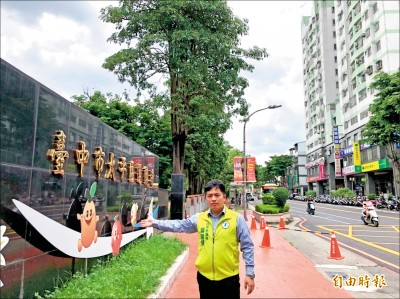 台中市跨年晚會副場移師太平 路窄恐癱瘓