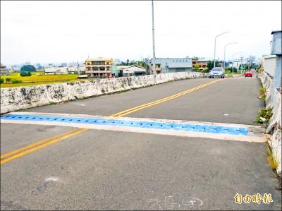 台中市132座橋伸縮縫抗滑 僅30座達標