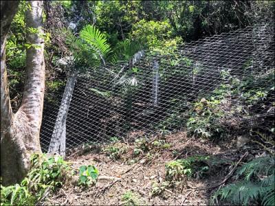 封閉4年 礁溪五峰旗最上層瀑布9/1開放