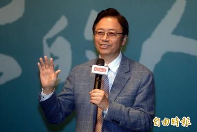 韓國瑜國政顧問團明成軍 張善政任總召、百餘人名單將公布