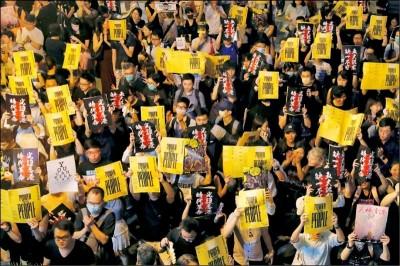 反送中》「港澳條例」人道援助香港 蔡英文當年起草的