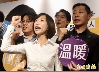 剛與黃國昌對槓 陳雨凡:台灣民主要建立在「互信」之上
