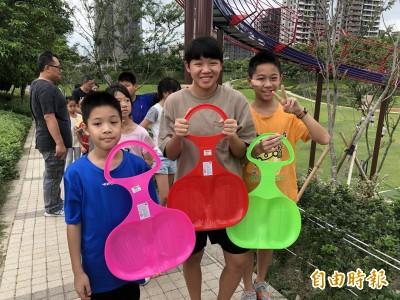 桃園風禾公園禁飛空拍機 最快週二起連放風箏也不行!