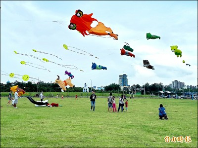 國際風箏節 來看「天空的動物園」