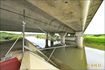 《桃園》首座海岸水質監測站 埔心溪站啟用