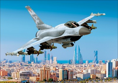 批准售台F-16V 川普:這是很棒的飛機
