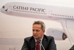 分析師:國泰航空身處的「窘境」 使其很難違抗中國