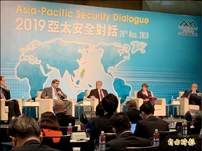印前駐中大使︰印度願與台灣提升關係