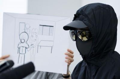 反送中》被捕女性控遭逼「全裸搜身」 房外站10幾名男警