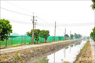 《雲林》二崙新庄子大排 完成清疏工程