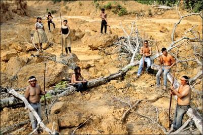 亞馬遜雨林燒不停 巴西惹惱全球