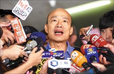 藍營喊話:郭王甘願被柯擺佈嗎
