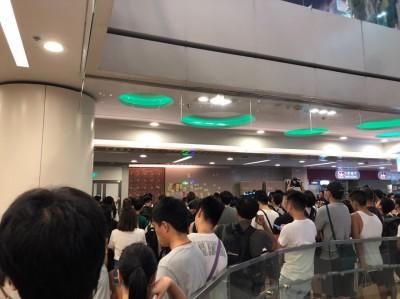 反送中》香港數區「游擊戰」 多人遭逮捕