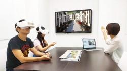 全台首發   宏達電攜手鴻誠開發打造VR多人看預售屋