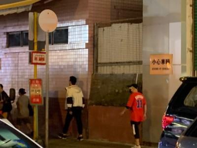 反送中》香港獨派學生組織成員 在旺角遇襲