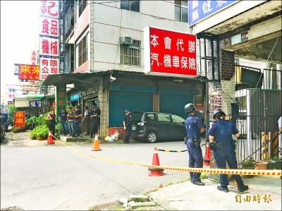 警匪對峙5小時/挾人質扔20顆爆裂物 「私槍王」嗆警同亡