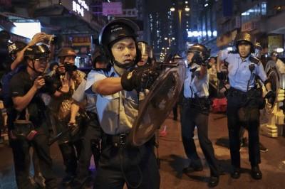 反送中》真的假的?傳北京求脫困 恐設計員警殉職模糊焦點