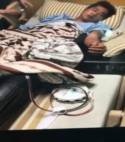 直播主吳小哲遭斷手腳住院 粉專直播力挺不間歇