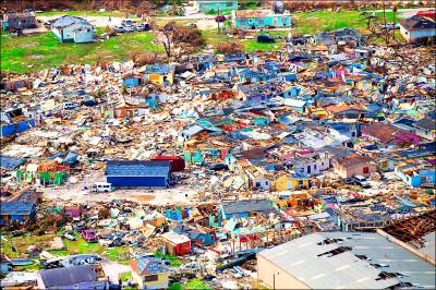巴哈馬「世代毀滅」5級颶風摧毀國際機場