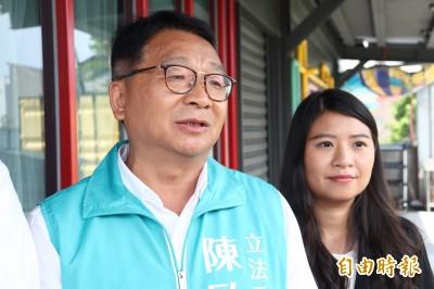 談宜蘭立委藍營分裂 陳歐珀:台灣人不會關心