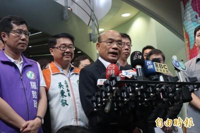 馬英九酸當年也掉180萬 蘇貞昌狠嗆:國民黨還是不長進