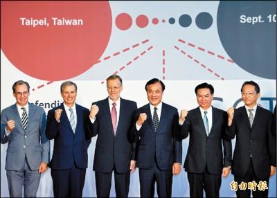 酈英傑:台灣在資訊戰第一線 對手難纏