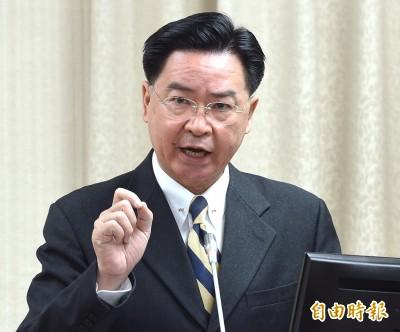 吳釗燮:中國藉海外公民影響他國政策 擴大政治利益