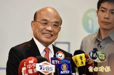 蘇貞昌拍板廢止印花稅 闖關立法院朝野開新戰場