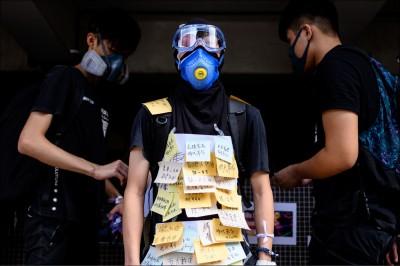 七月逃來台灣 60示威者多數返港
