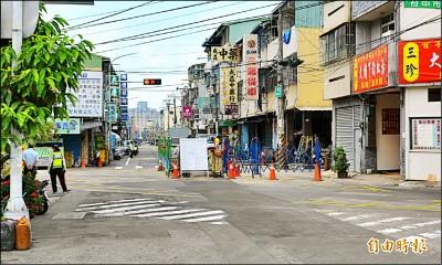 太平中和街施工逾半年 居民怨