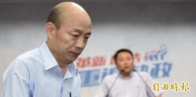 輸怕了?吃屎哥對韓國瑜下戰帖 「賭你不會當選總統」