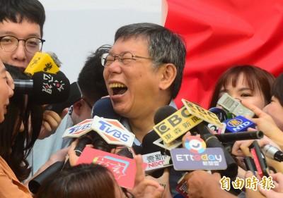 其實很想選? 陳佩琪爆柯P早上問她有無1500萬登記參選