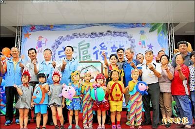 限額500人 後龍石滬文化節今起報名