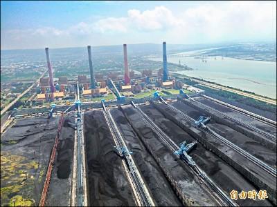 經部投入八百億 規劃三年減碳千萬噸