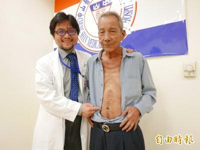 醫病》比撿到2千萬還開心 大腸癌第4期手術根治救命延壽